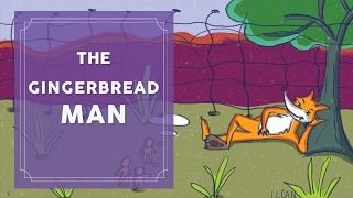 Learn English Listening | English Stories - 34. The Gingerbread Man