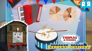 Thomas & Friends: Express Delivery - Toby and His Instrumental Music