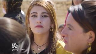 Yazidi women struggle to return to daily life after enduring Islamic State brutality