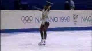 Surya Bonaly 1998 Olympics