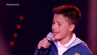 TOP 10 I Mejores Audiciones A Ciegas - La Voz Kids Colombia 2018