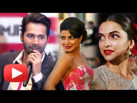 Xxx Mp4 Varun Dhawan PROUD Of Deepika Padukone Priyanka Chopra Hollywood Success 3gp Sex