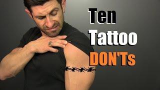 10 Tattoo DON