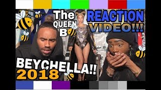 BEYONCE BEYCHELLA LIVE FULL PERFORMANCE 2018 (REACTION VIDEO)