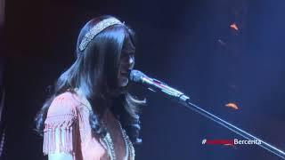 Isyana Sarasvati - Tetap dalam jiwa (live) at 90th Willy Lontoh event