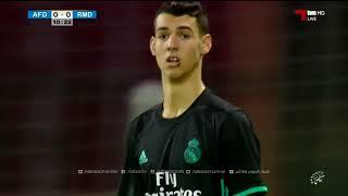 مباراة / ريال مدريد 1-1 أحلام اسباير/ بطولة الكأس الدولية
