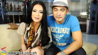 Cesar Montano and Sam Pinto for action movie, Hitman