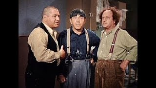 """""""PUNCH DRUNKS"""" The Three Stooges: 7-13-1934. (HD HQ 1080p)"""