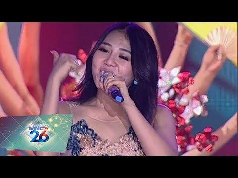 """Cantiknya Via Vallen Saat Menyanyikan """" Bojo Galak """" - Kilau Raya MNCTV 26 (2010)"""