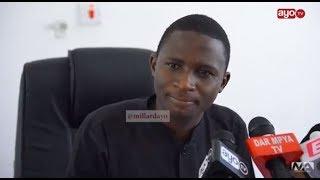 BREAKING: Mwanafunzi Abdul Nondo apatikana