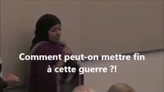 """RÉPONSE MAGISTRALE À UNE MUSULMANE """"MODÉRÉE"""""""