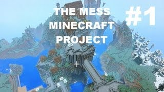 Awesome Mountain Seed - Minecraft Xbox 360 Edition - Episode 1
