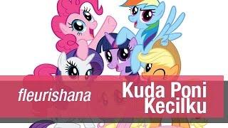 【fleurishana】 Kuda Poni Kecilku