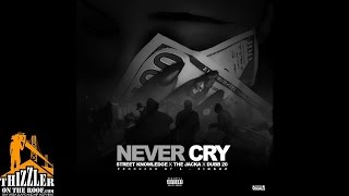 Street Knowledge x The Jacka x Dubb 20 - Never Cry (Prod. L-Finguz) [Thizzler.com Exclusive]