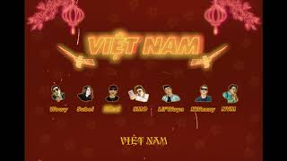 VIỆT NAM - 95G ft Wowy x Suboi x Bred (Official Audio)