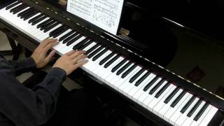 John Thompson's Easiest Piano Course Part 5 No.7 Over the Fence is Out! (P.14)