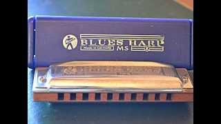 Barfi Ashiyan on Harmonica (Hohner Blues Harp)