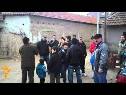 Fshati maqedonas kufi i Evropës
