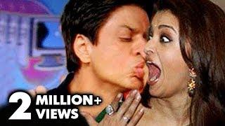 Shah Rukh Khan KISSES Aishwarya Rai In Public, Kate-William Meet Celebs | Inside Moments