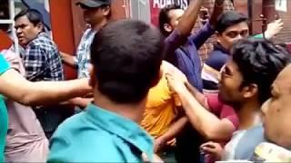 Bangladesh Film Sensor Board Member Nawshad Humiliating by Producer Khosru!