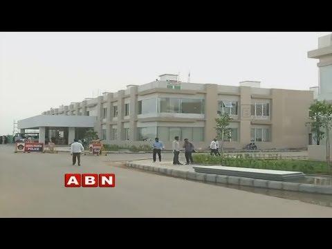 AP CM Chandrababu Naidu care of Hyderabad : NITI Aayog Meeting | ABN Telugu