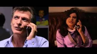 Martin Bossi || Parodia llamada de Macri a Cristina