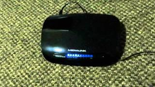 Medialink Wireless-N Broadband Router Model: MWN WAPR300N