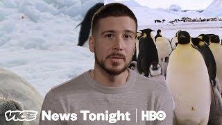 Vinny From Jersey Shore Is A Secret Climate Change Nerd (HBO)