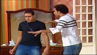 لما تتفرج علي فيلم أجنبي مش مترجم  ...#تياترو_مصر