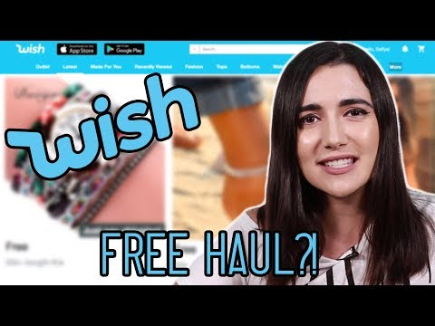 I Ordered The First 5 Free Things From Wish