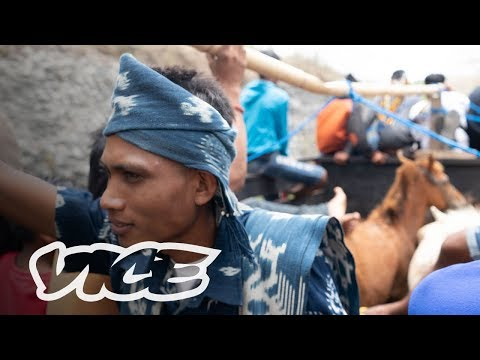 Sumba Is Home to the World's Most Complex Marriage Proposals: High Bride