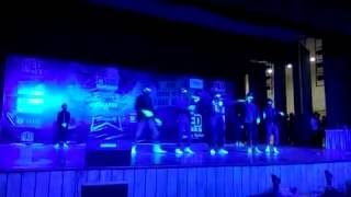 Neon Light Dance Performance by SICA College, Indore Students ( RED FM college ke tashanbaazj )