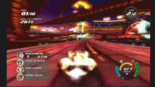Speed Racer - Thunderhead Raceway medium - casual play
