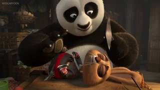Kung fu Panda Holiday movie High quality