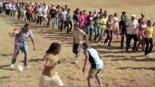 Akon - Oh Africa - Official Pepsi Commercial with Messi, Henry ... World Cup 2010 in South Africa
