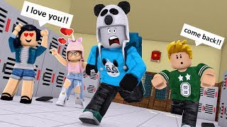 BEING FAMOUS IN HIGH SCHOOL! | Roblox
