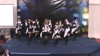 【MLD48】UZA Full ver, Kaze wa Fuiteiru, Kibouteki Refrain【踊ってみた】