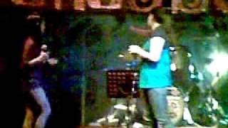 Me? Singing Ulan by Aegis @ Padi's Point