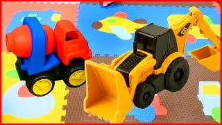 Learn colors with cars 🚗 Toy cars videos for kids. 🌈 Educational videos for children