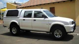 2003 MITSUBISHI COLT 2400I RODEO 4x2 PICKUP DOUBLECAB Auto For Sale On Auto Trader South Africa