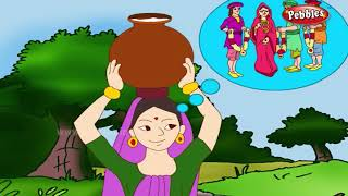 Moral Stories in Gujarati | Milkmaid And Her Jug of Milk Story in Gujarati | Kids Stories Gujarati