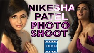 Actress Nikesha Patel Photoshoot   TFPC