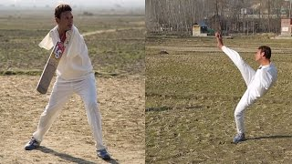 The Story Of J&K Para Cricket Team's Captain Amir Hussain, Who Is Doing Wonders With Bat and Ball