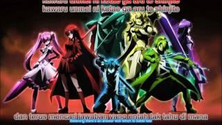 Akame ga Kill OP Skyreach lyrics