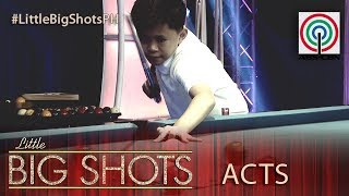 Little Big Shots Philippines: Keane | 13-year-old Junior Billiards Master
