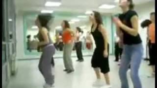 Mlade Tanečnicki -Aerobné cvičenie video.