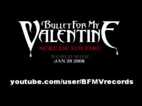 Bullet For My Valentine - Ashes Of The Innoncent