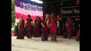 Kauda Dance - Kaha ho nani ghar timro