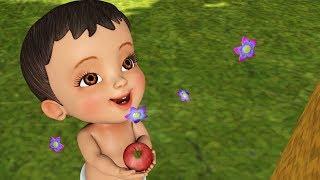 மரமே ஓ மரமே | Tamil Rhymes for Children | Infobells