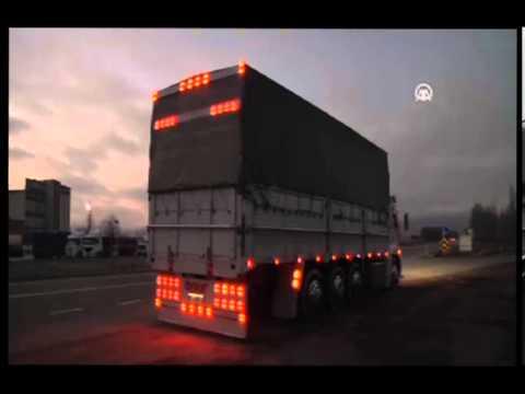 Bu kamyon ışıl ışıl